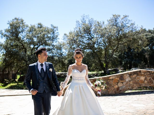 La boda de Daniel y Sonia en Madrid, Madrid 81