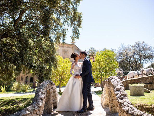 La boda de Daniel y Sonia en Madrid, Madrid 82