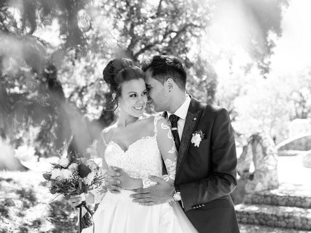 La boda de Daniel y Sonia en Madrid, Madrid 85