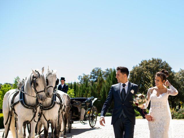 La boda de Daniel y Sonia en Madrid, Madrid 89