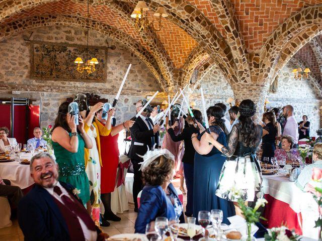 La boda de Daniel y Sonia en Madrid, Madrid 102