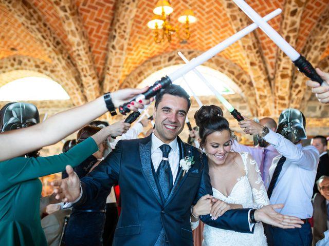 La boda de Daniel y Sonia en Madrid, Madrid 103