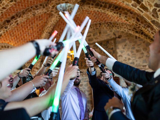 La boda de Daniel y Sonia en Madrid, Madrid 104