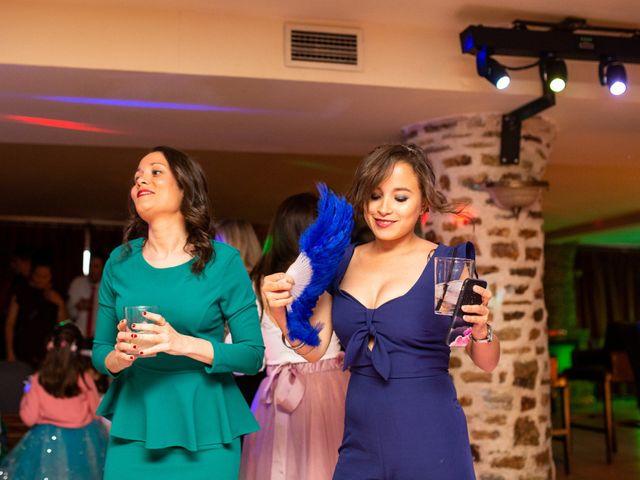 La boda de Daniel y Sonia en Madrid, Madrid 111