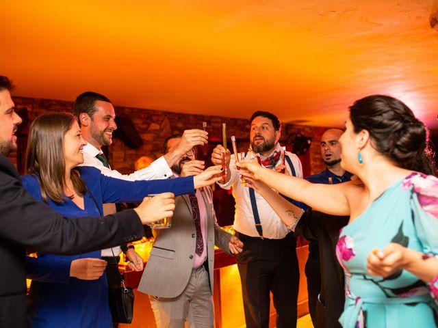 La boda de Daniel y Sonia en Madrid, Madrid 112
