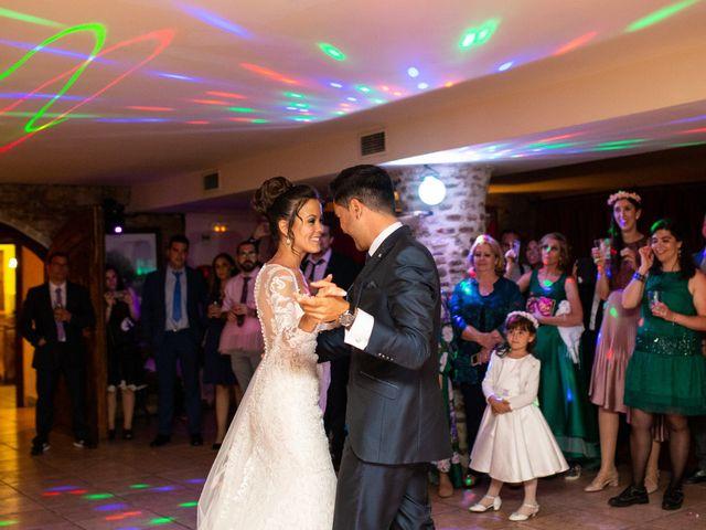 La boda de Daniel y Sonia en Madrid, Madrid 114