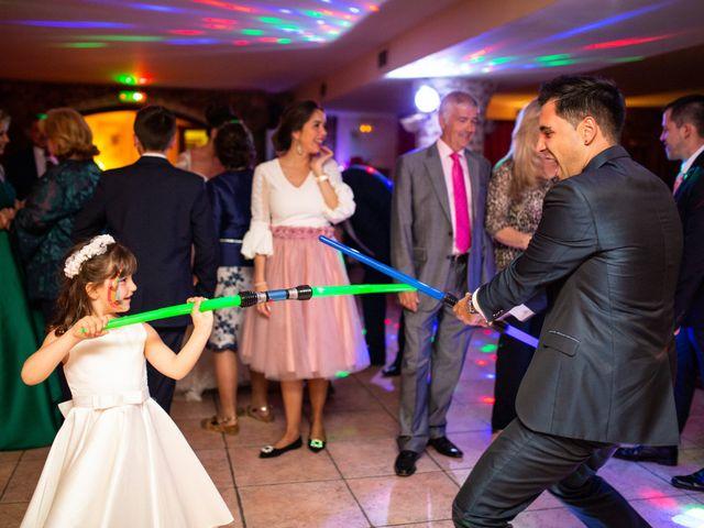 La boda de Daniel y Sonia en Madrid, Madrid 116