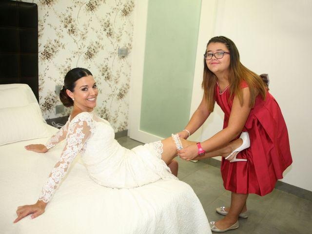 La boda de Nani y Flori en Murcia, Murcia 8