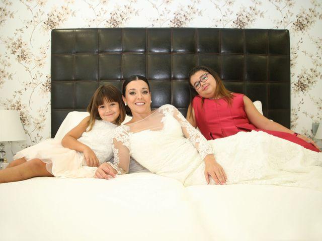 La boda de Nani y Flori en Murcia, Murcia 11