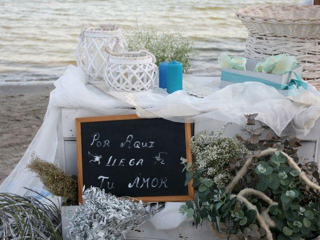 La boda de Nani y Flori en Murcia, Murcia 21