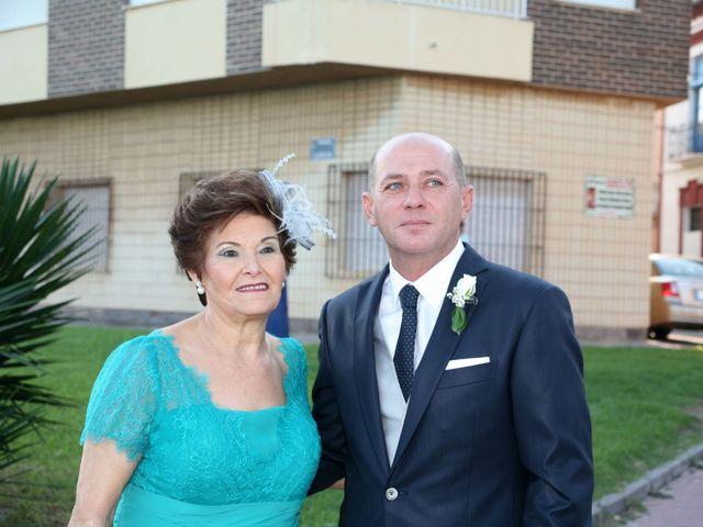 La boda de Nani y Flori en Murcia, Murcia 25