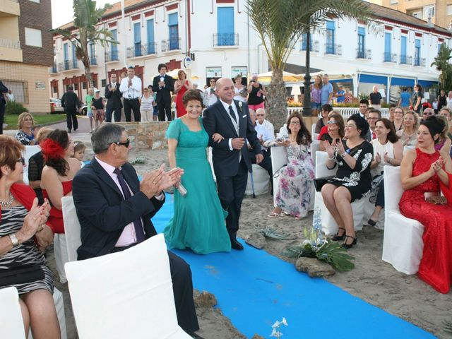 La boda de Nani y Flori en Murcia, Murcia 26