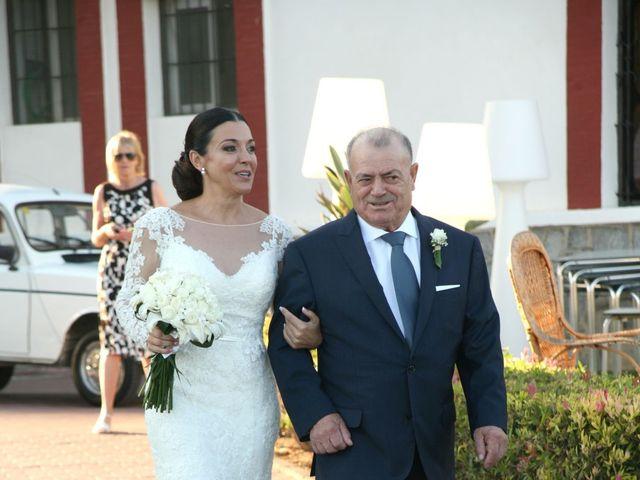 La boda de Nani y Flori en Murcia, Murcia 27