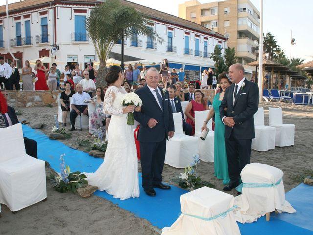 La boda de Nani y Flori en Murcia, Murcia 29