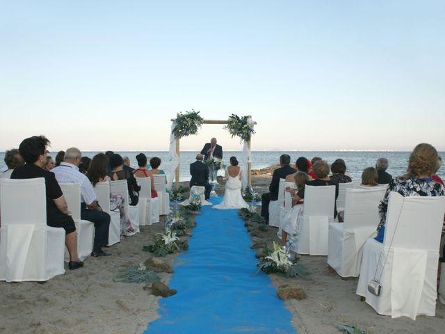 La boda de Nani y Flori en Murcia, Murcia 32