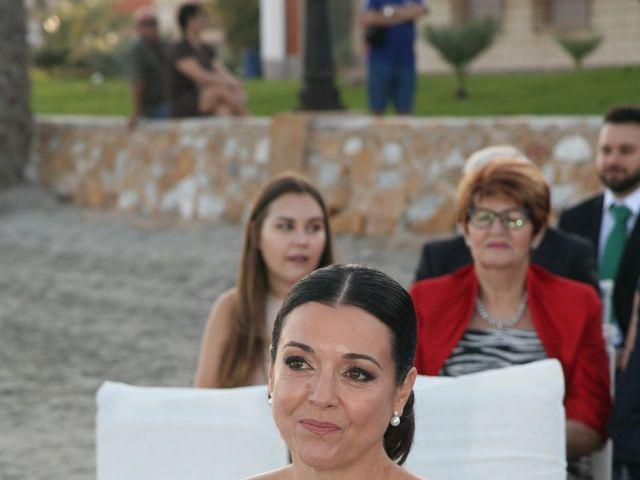La boda de Nani y Flori en Murcia, Murcia 34