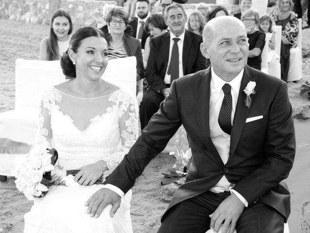 La boda de Nani y Flori en Murcia, Murcia 35