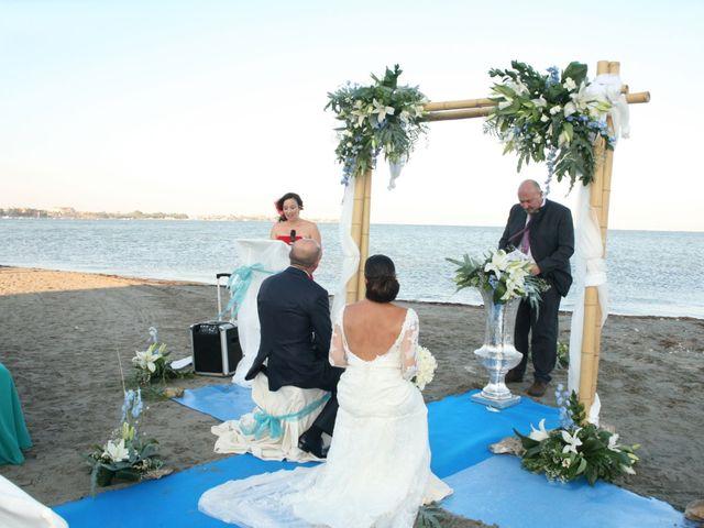 La boda de Nani y Flori en Murcia, Murcia 36