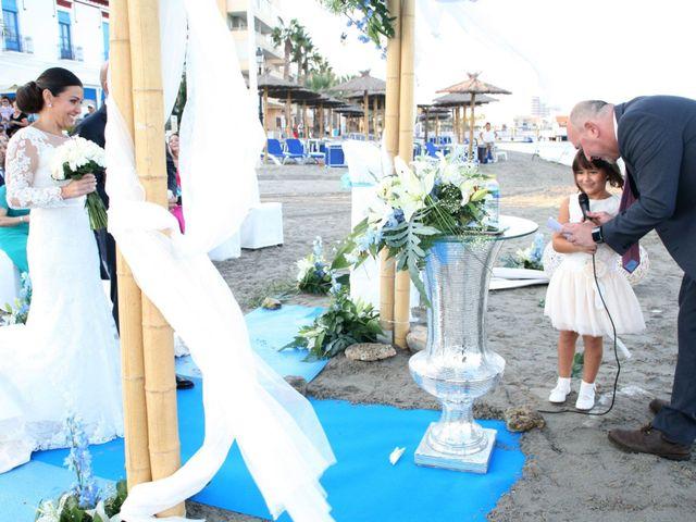 La boda de Nani y Flori en Murcia, Murcia 40