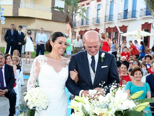 La boda de Nani y Flori en Murcia, Murcia 41