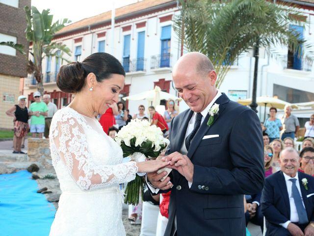 La boda de Nani y Flori en Murcia, Murcia 42