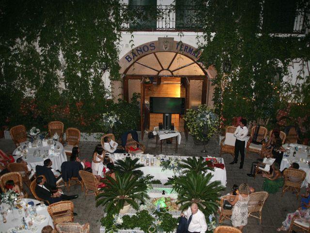 La boda de Nani y Flori en Murcia, Murcia 60