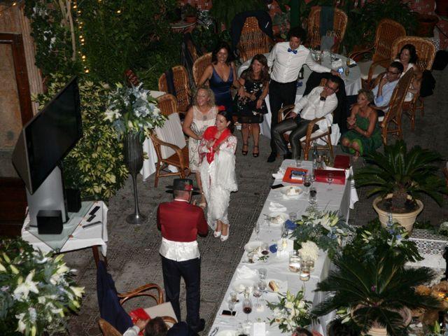 La boda de Nani y Flori en Murcia, Murcia 61