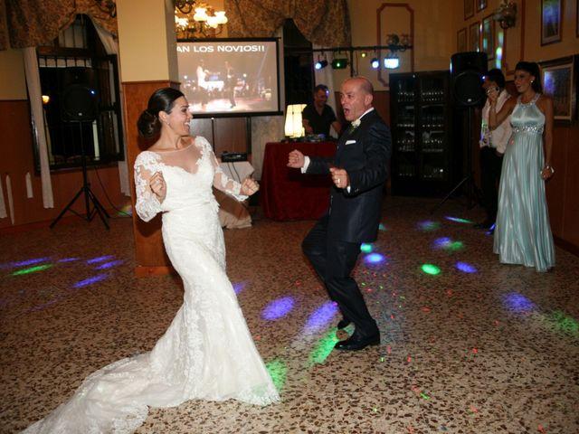 La boda de Nani y Flori en Murcia, Murcia 63