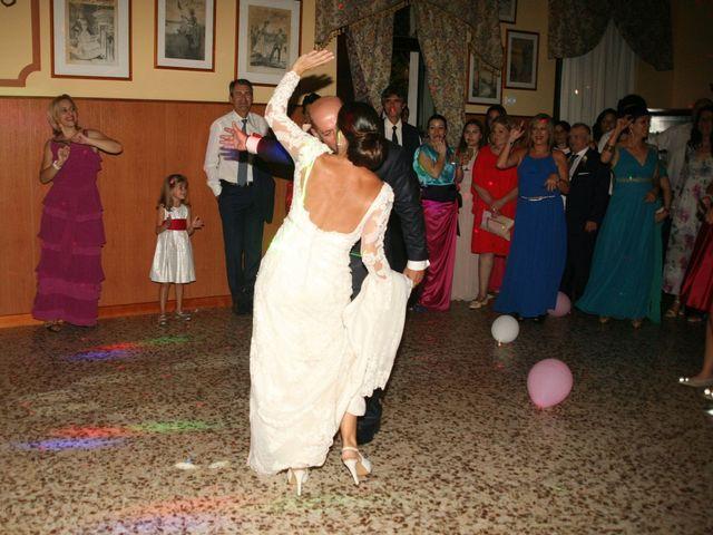 La boda de Nani y Flori en Murcia, Murcia 65