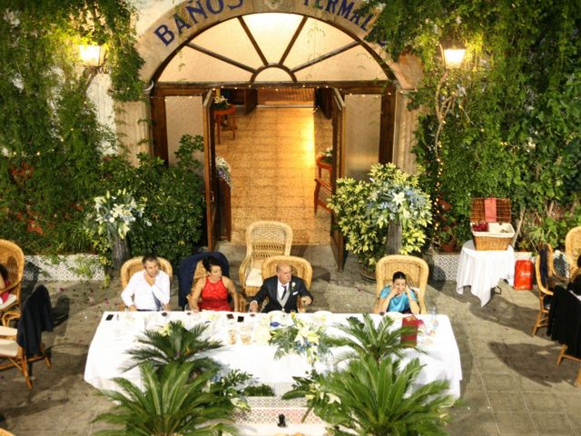 La boda de Nani y Flori en Murcia, Murcia 71