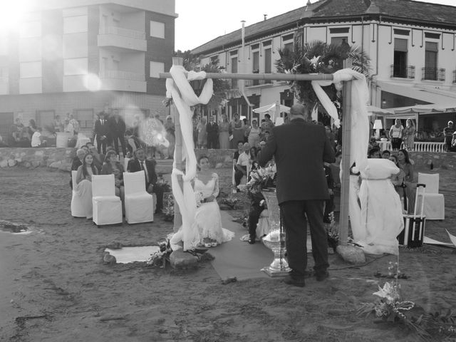 La boda de Nani y Flori en Murcia, Murcia 83