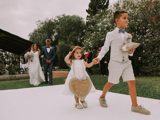La boda de Iván y Nicheska en Guimar, Santa Cruz de Tenerife 29