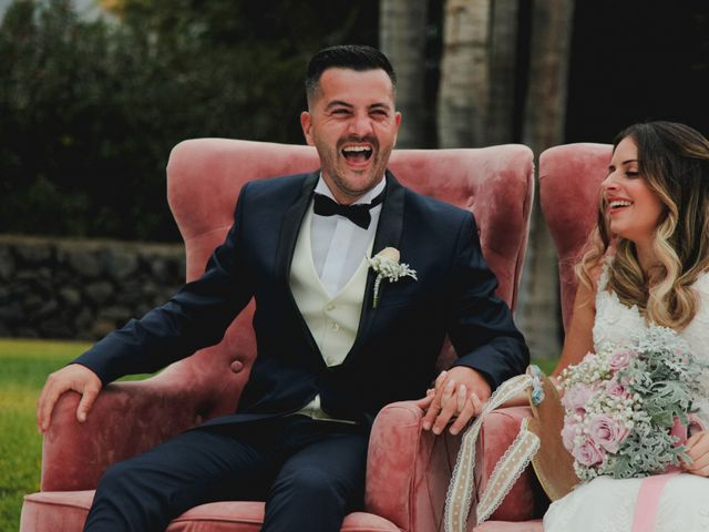 La boda de Iván y Nicheska en Guimar, Santa Cruz de Tenerife 35