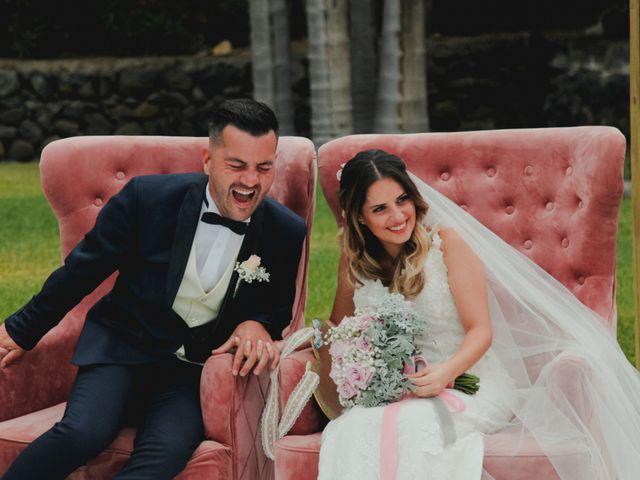 La boda de Iván y Nicheska en Guimar, Santa Cruz de Tenerife 36