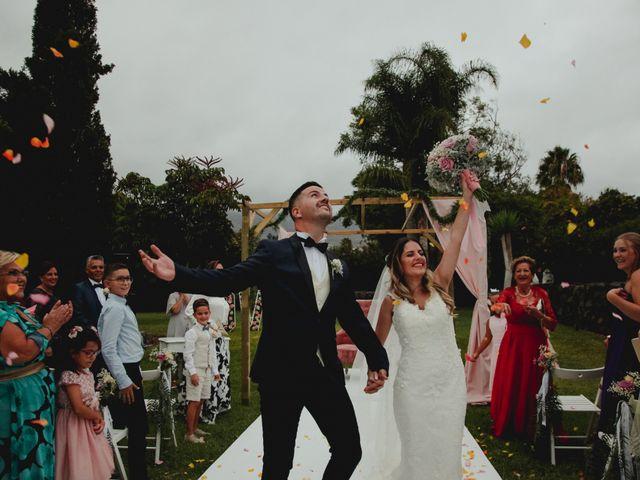 La boda de Iván y Nicheska en Guimar, Santa Cruz de Tenerife 38