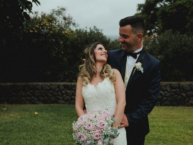 La boda de Iván y Nicheska en Guimar, Santa Cruz de Tenerife 41