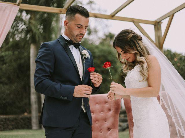 La boda de Iván y Nicheska en Guimar, Santa Cruz de Tenerife 47