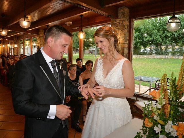 La boda de Francisco y Montse en Sallent, Barcelona 2