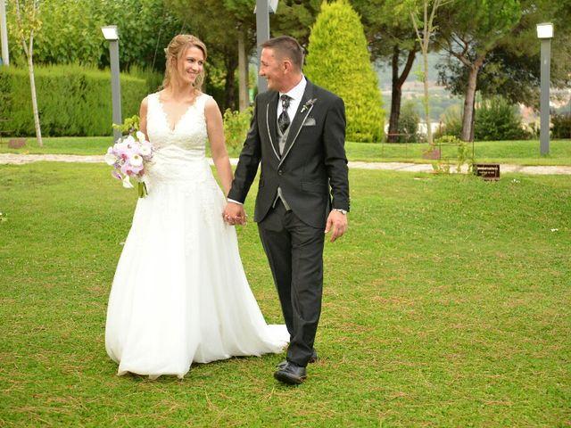 La boda de Francisco y Montse en Sallent, Barcelona 4
