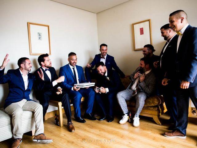 La boda de Sergio y Marta en Redondela, Pontevedra 4
