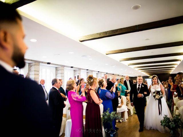 La boda de Sergio y Marta en Redondela, Pontevedra 8
