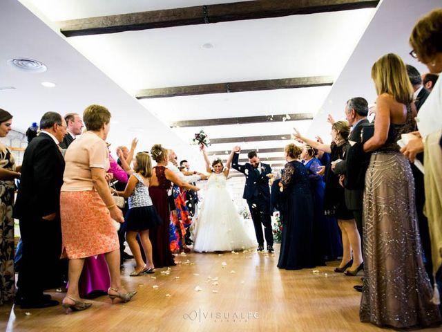 La boda de Sergio y Marta en Redondela, Pontevedra 11