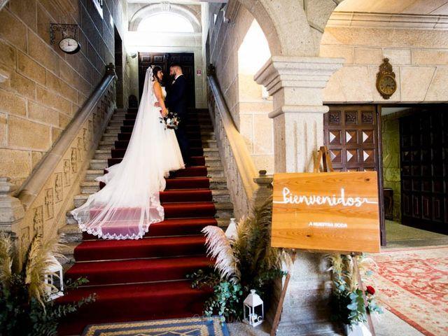 La boda de Sergio y Marta en Redondela, Pontevedra 12