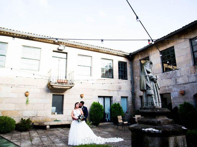 La boda de Sergio y Marta en Redondela, Pontevedra 13