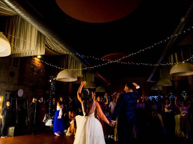 La boda de Sergio y Marta en Redondela, Pontevedra 16