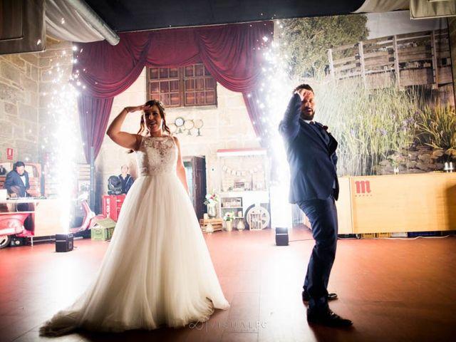 La boda de Sergio y Marta en Redondela, Pontevedra 21