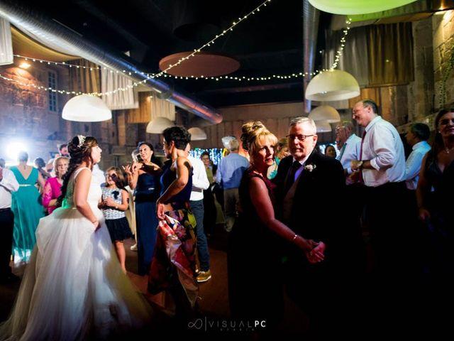 La boda de Sergio y Marta en Redondela, Pontevedra 22