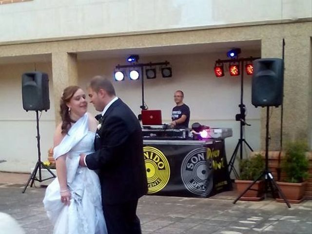 La boda de Angel y Vanesa en Santovenia Del Esla, Zamora 3