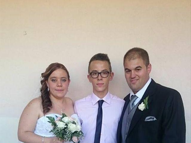 La boda de Angel y Vanesa en Santovenia Del Esla, Zamora 7