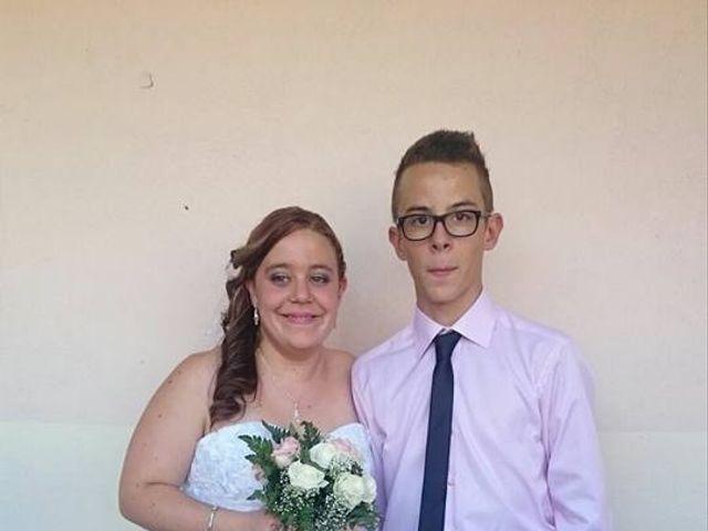 La boda de Angel y Vanesa en Santovenia Del Esla, Zamora 8